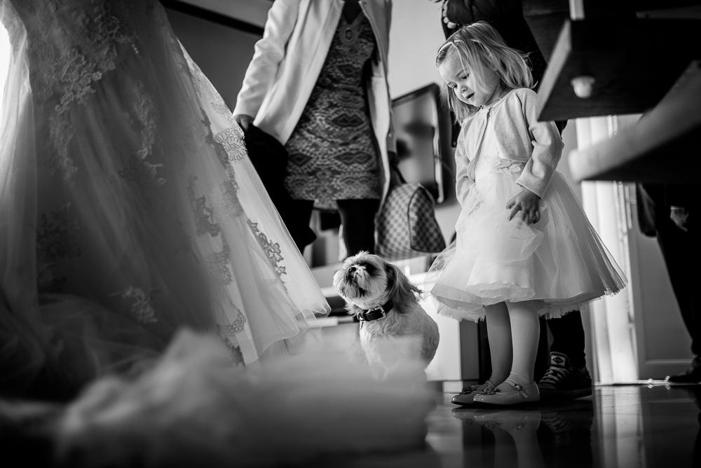 Houtvenne Huwelijksfotograaf voor Jurgen en Deborah