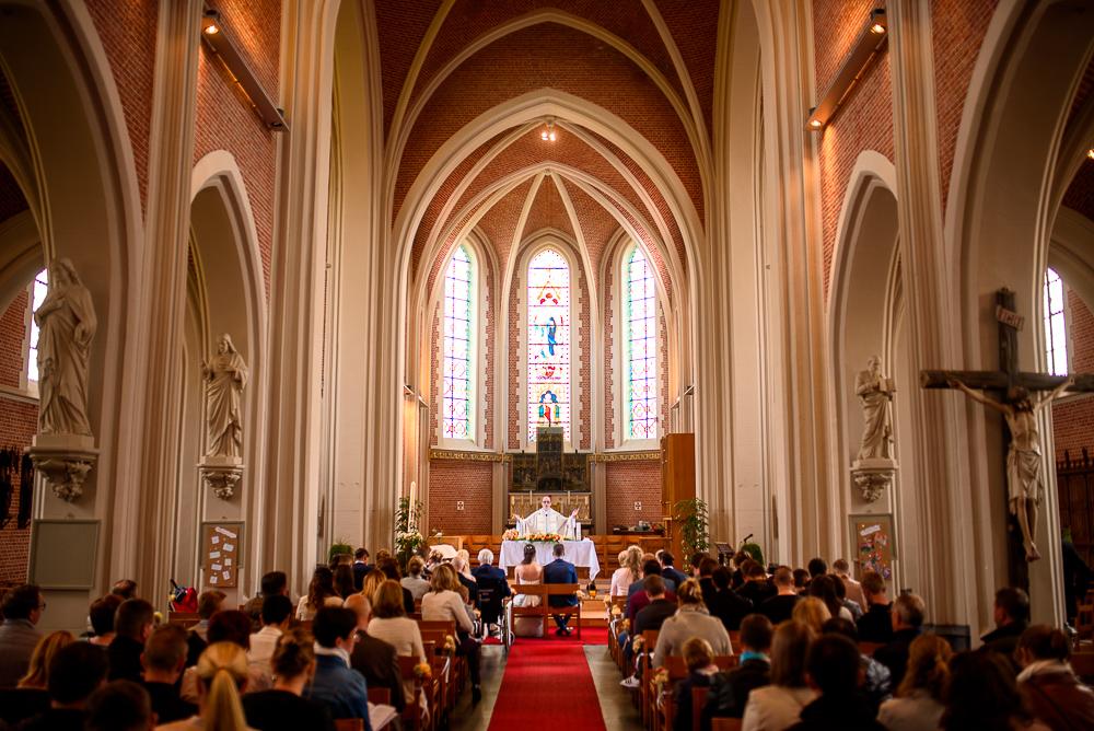 huwelijksfotograaf kerk