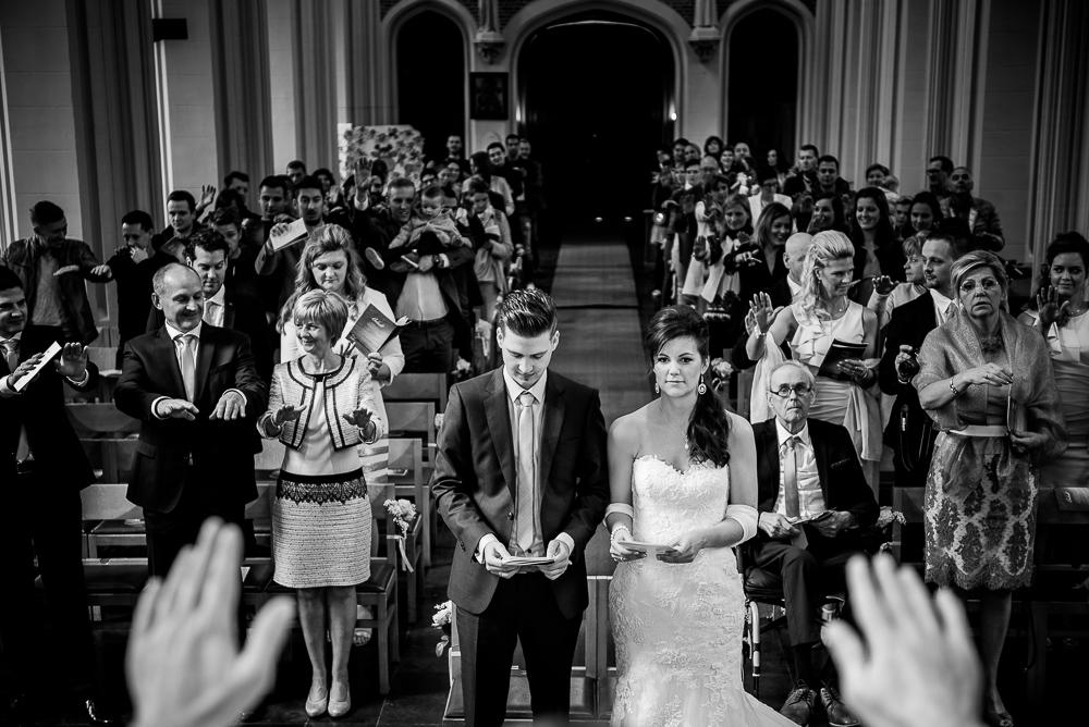 waar zijn die handjes huwelijk