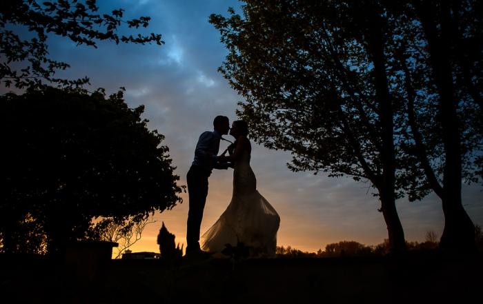 artistieke huwelijksfotograaf