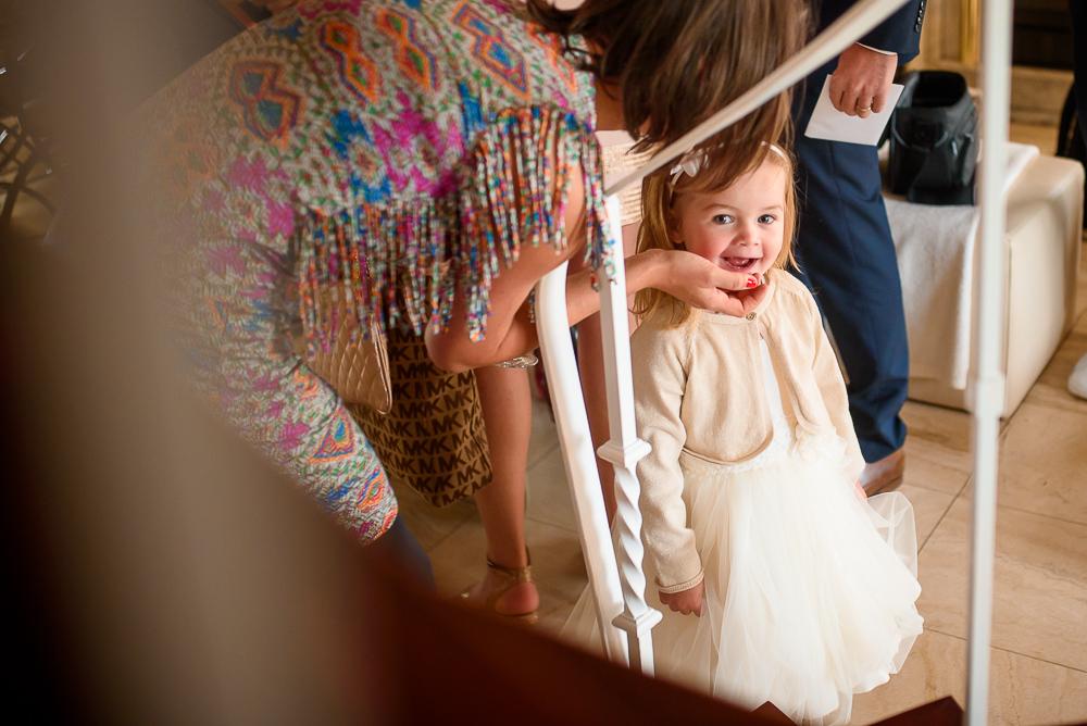 huwelijksfotograaf bruidsmeisje