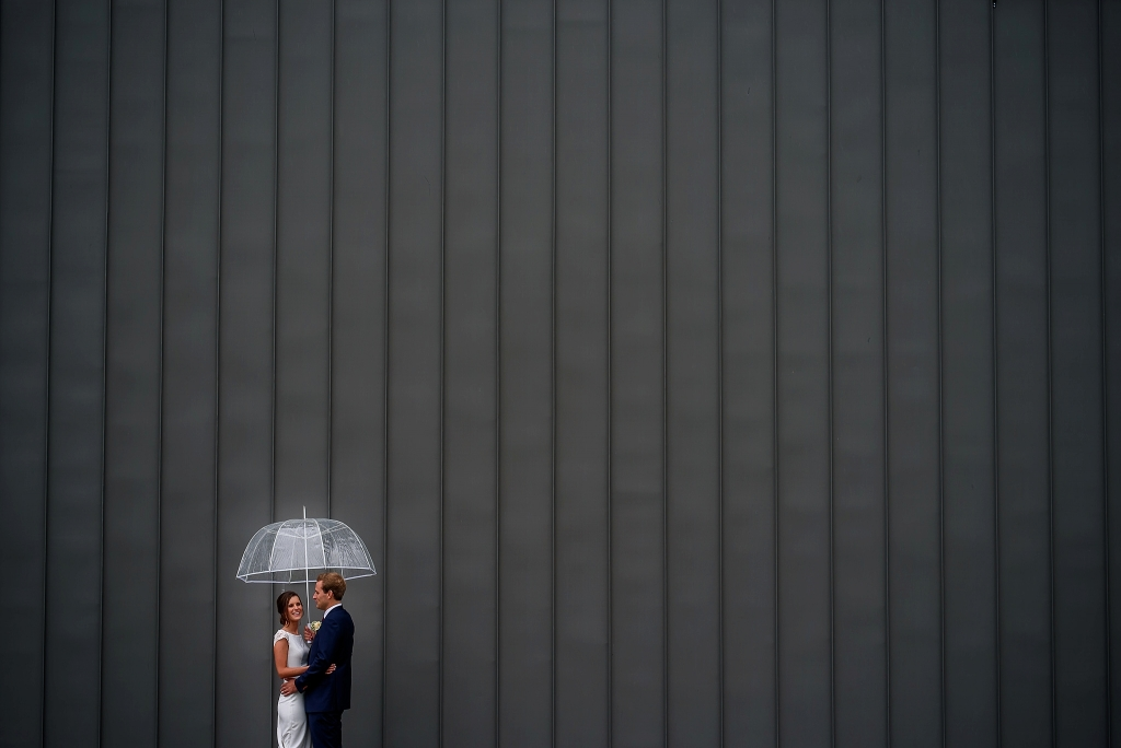 creatieve huwelijksfotograaf